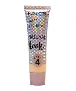 bonis0466 Bonita de Pele base liquida natural look bege 4 ruby rose