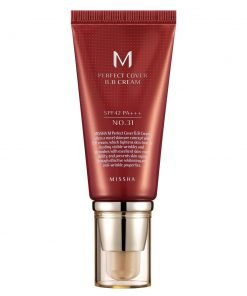 bonis0487 Bonita de Pele m perfect cover bb cream 50ml missha base facial 31 golden beige